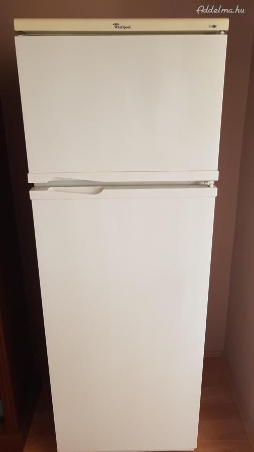 Whirlpool kombinált hűtő és fagyasztó eladó.