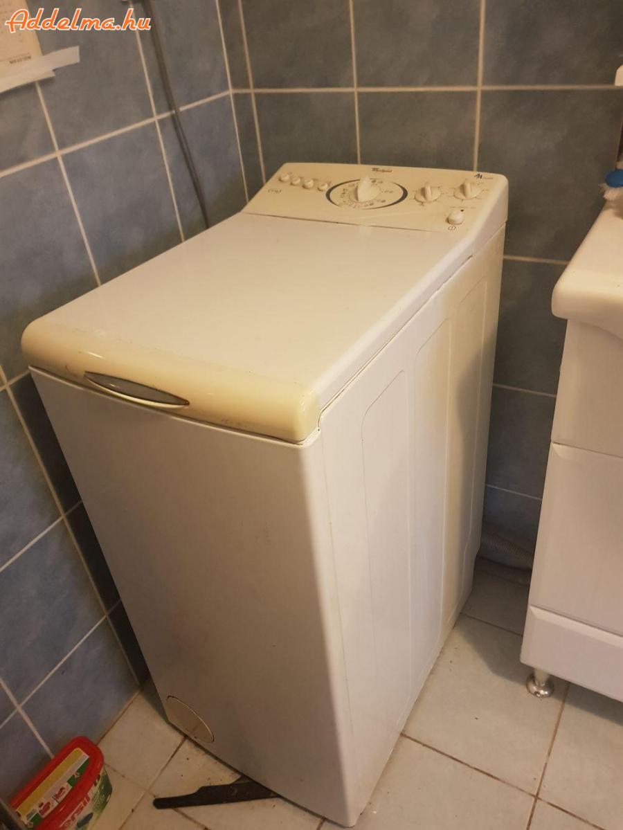 Whirlpool mosógép jó áron eladó!