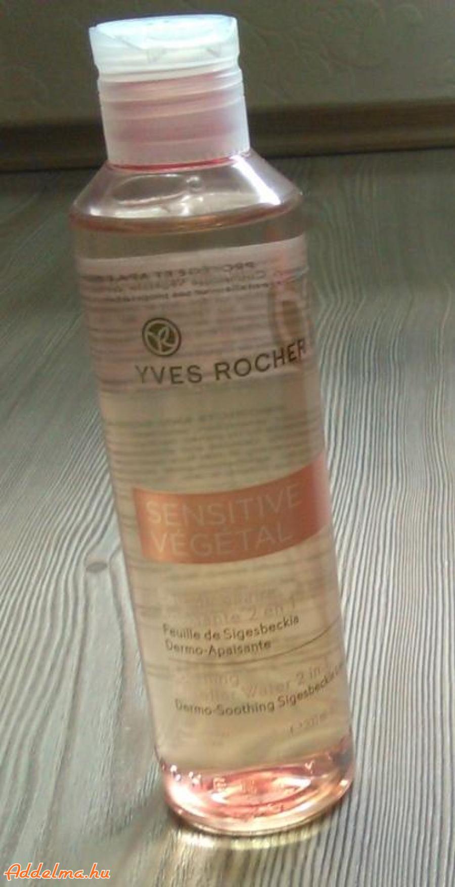 Yves Rocher nyugtató micellás víz eladó